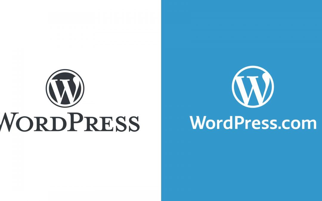 WordPress.org ou WordPress.com, quelles différences ?