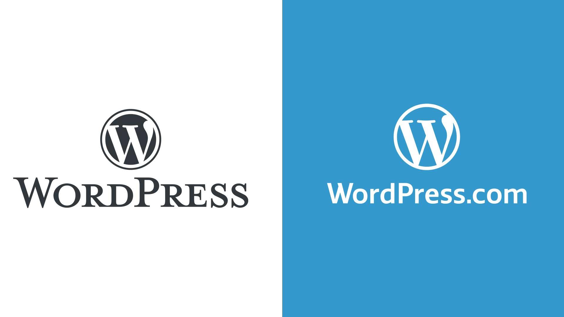 Les différences entre WordPress.com et WordPress.org