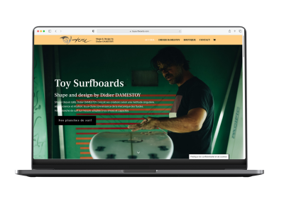 Toy Surfboards